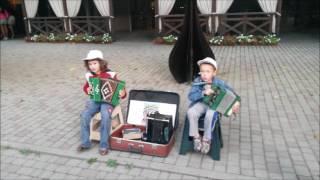 Маленькие гармонисты, Белокуриха