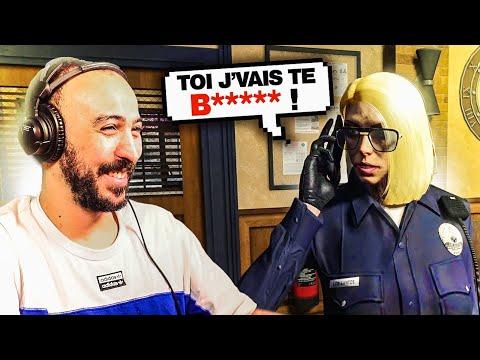 LA POLICIÈRE A DIT DES DINGUERIES !