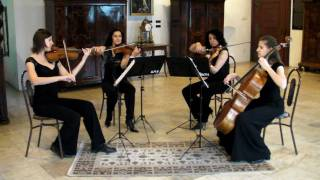 Regina String Quartet: Mozart Eine kleine Nachtmusik