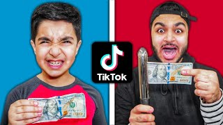 We tested viral tiktok life hacks! (this is what happened!) follow my - https://www.tiktok.com/@scrubzahwastaken?source=h5_m download app https:/...
