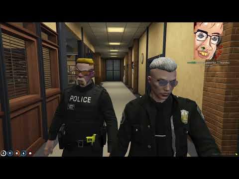 [04-18-21] MOONMOON - NoPIxel cop powergamer POV | PD CIVIL WAR