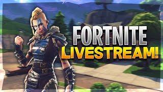 Fortnite Livestream (Dont judge me im bad)
