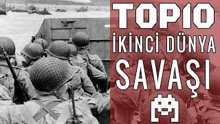Top 10 İkinci Dünya Savaşı Temalı En İyi 10 Oyun