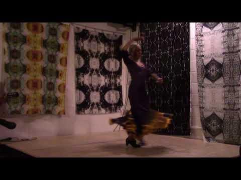 """Flamenco Chico: """"Malaquena"""", Dance Showcase @ Oregon Wine Lab"""
