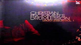 Christian Prommer - Drum Lesson IV  *k~kat jazz café*  The Smoothjazz Loft