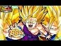 Super Saiyan 3 Animation! Lr Gohan Dokkan Multi Summons! Dragon Ball Z Dokkan Battle video