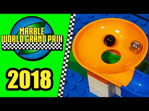 Marble Race Tournament: World Grand Prix 2018