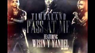 Timbaland Ft. Wisin & Yandel - Pass At Me (Official Remix) (Original) Reggaeton 2012