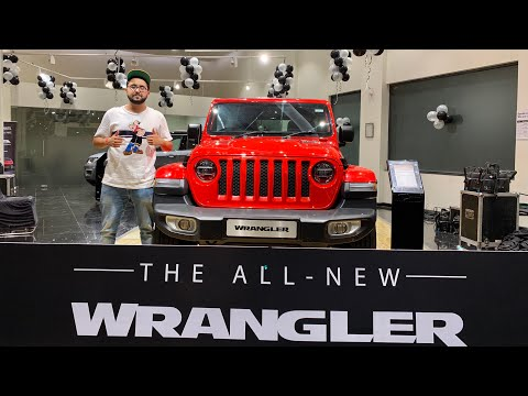 2019 Jeep Wrangler | Jeep Wrangler New Interior | Jeep Wrangler New Features | Jeep Wrangler 4x4