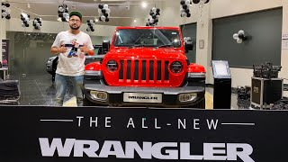2019 Jeep Wrangler | Jeep Wrangler New Interior | Jeep Wrangler New Features | Jeep Wrangler 4x4