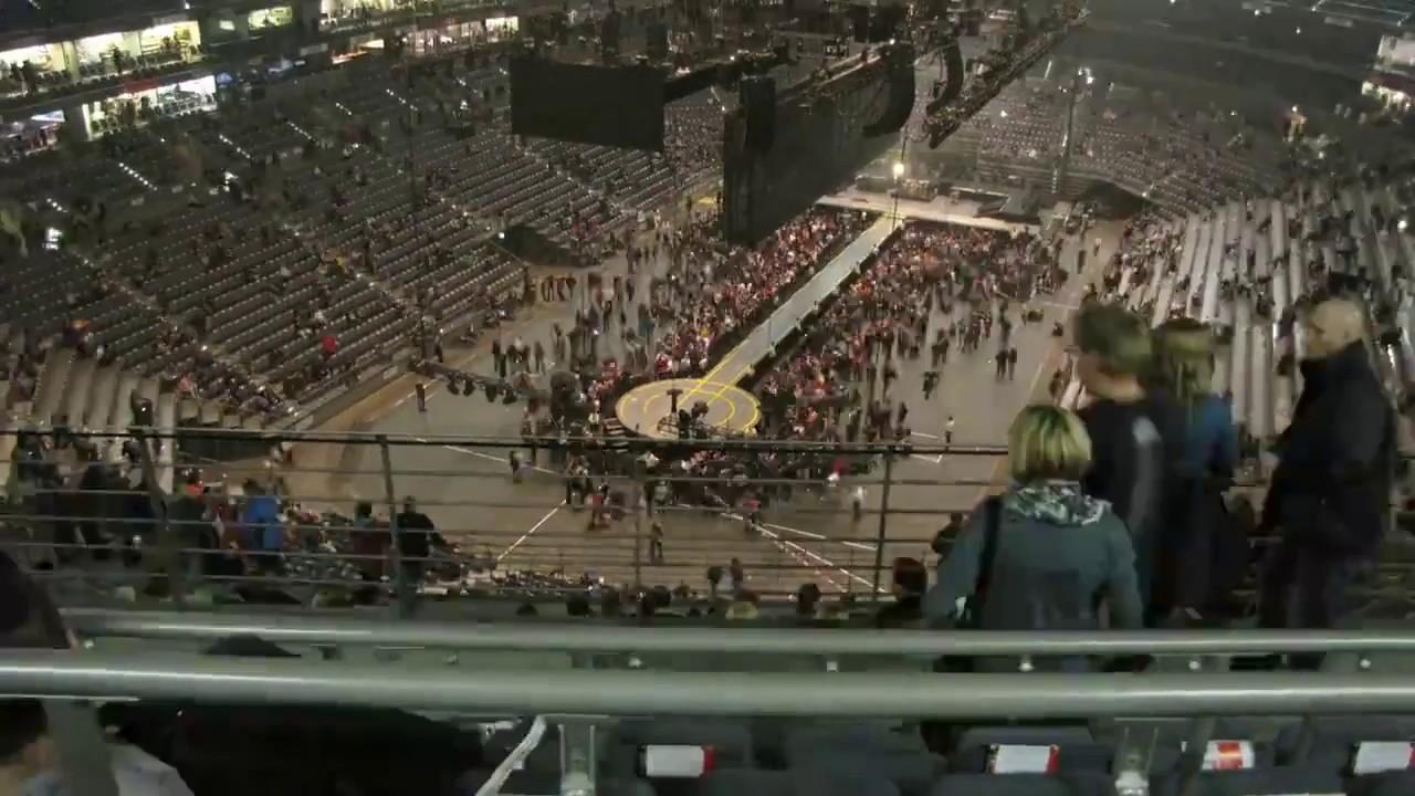 Lanxess Arena U2