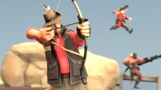 TF2: Master the Arc - Huntsman (Commentary)