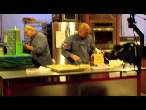 Orlando Serrano Food Network Challenge