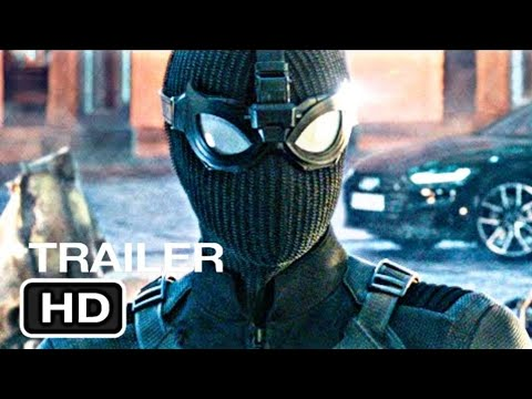 Marvel's SPIDER-MAN: Far From Home – Official Trailer #1 [HD]