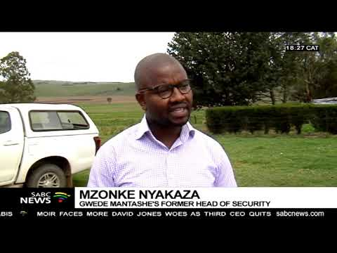Mantashe says security upgrades at his home cost only R10 000