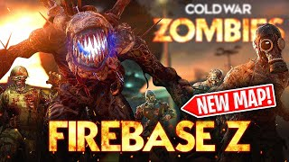 Finally the zombies community is being shown some love! 115 day upon us & we've been give name and teasers about new map 'firebase z'...