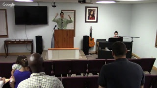 (6-27-18) Revelation Chapter 4, Part 8 - Jesse Smith