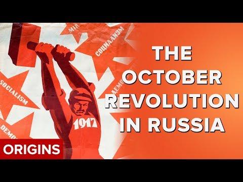 The October Revolution In Russia