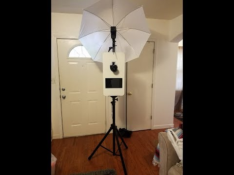How to make an awesome photobooth!