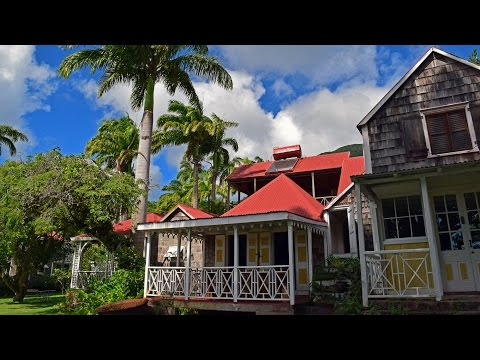 Nevis - Island Tour (Royal Princess Excursion)