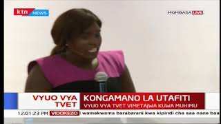 Vyuo vya TVET vyatajwa kuwa vya muhimu kwasababu ya mafunzo yanayopeana