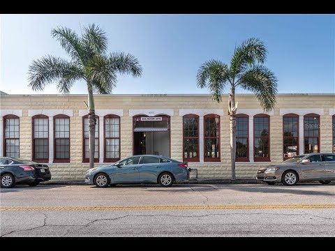 2001 E 2nd Ave #14C Tampa Box Factory Lofts #1 Realtor Duncan Duo RE/MAX Home Video
