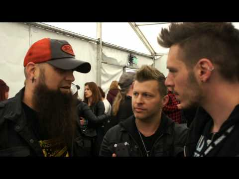 Three Days Grace Download Festival Interview 2015
