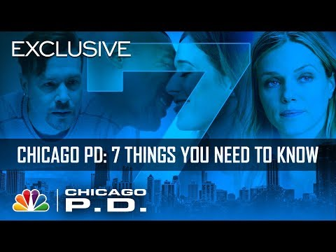 Dive Into The New Season With These Seven Things You Need To Know - Chicago PD (Digital Exclusive)
