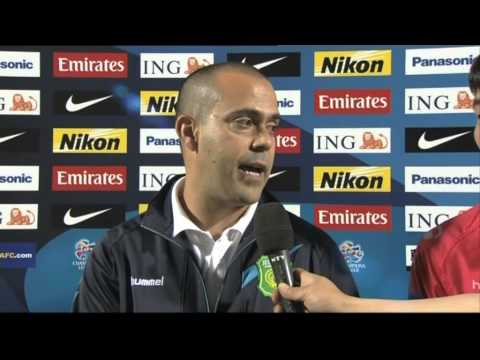 Interview: Fabio Lefundes, Coach - Jeonbuk Hyundai Motors (in Portouguese)