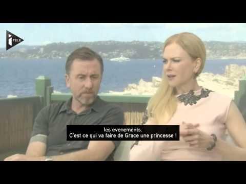 """Nicole Kidman incarnation d'une """"Grace de Monaco"""" polémique"""