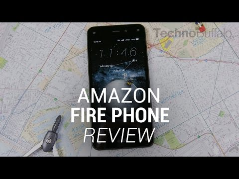 Fire Phone Review - Worth the Hype?