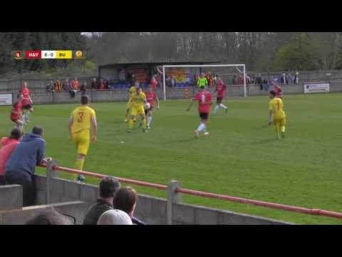 Hayes & Yeading v Banbury Utd - 1st April 2017