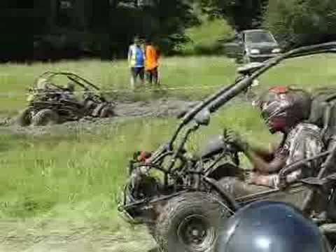 Mud Run Jayy And DAD