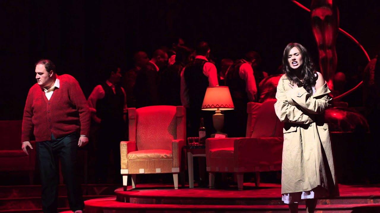 "Rigoletto: ""Sì, vendetta"" (Gagnidze, Peretyatko)"