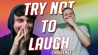 TRY NOT TO LAUGH CHALLENGE ft. Nova