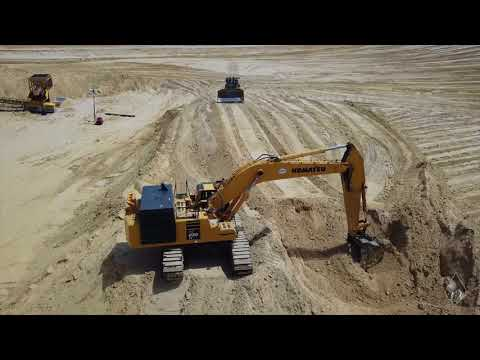 Largest Frac Sand Mining Capacity In The Permian Basin