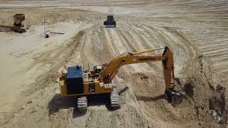 Largest Frac Sand Mining Capacity, From YouTubeVideos