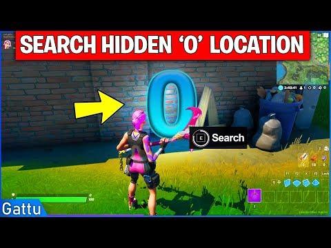 Search Hidden