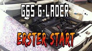 G-Lader - erster Probelauf | G60/G65 VW Caddy
