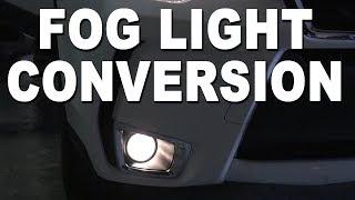 How to install a fog light - 2017 Subaru Forester