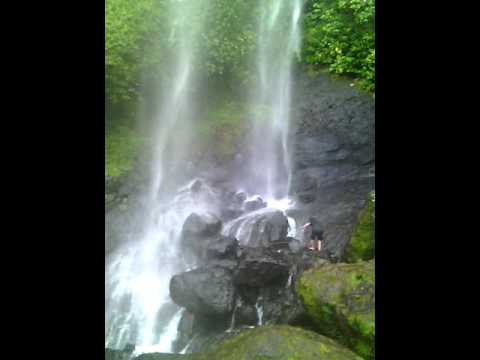 Air Terjun Tai Bai Desa Kaleok Kec Binuang Polewali Mandar Sulawesi Barat Indonesia Youtube