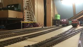 ED75牽引タキ1000 OJゲージ鉄道模型