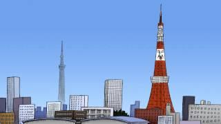 東京タワーにいったい何があったのでしょう・・・
