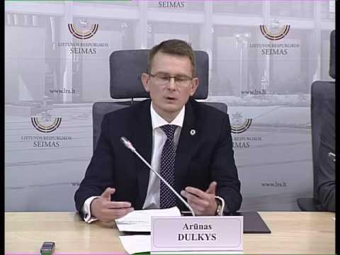 2016-10-11 Lietuvos Respublikos valstybės kontrolės atstovų spaudos konferencija