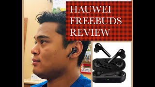 Huawei Freebuds Review