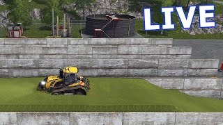 FARMING SIMULATOR 17 #142 - EPISODIO IN LIVE w/Mito125s/Poderak - FS 2017 GAMEPLAY ITA