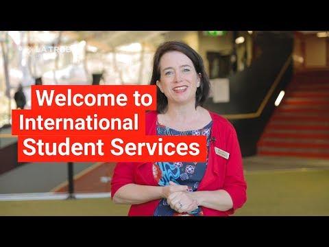 Welcome To La Trobe University International Student Services