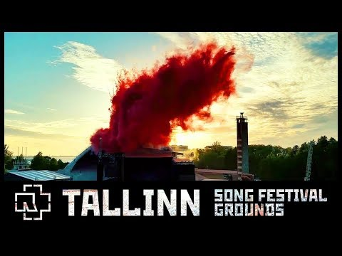 Rammstein - Ramm4 [Multicam] @Tallinn, Song Festival Grounds 11/06/2017