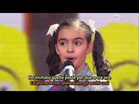 Prova a Sorridere - Lo Zecchino d'Oro 2011 - HQ con sottotitoli