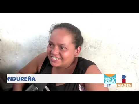 Migrantes ya no quieren ir a EUA; se quedarán en Tijuana, México | Noticias con Zea
